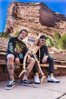 Cherub Interview. Red Rocks. 303 Magazine. Photographs by Meg O'
