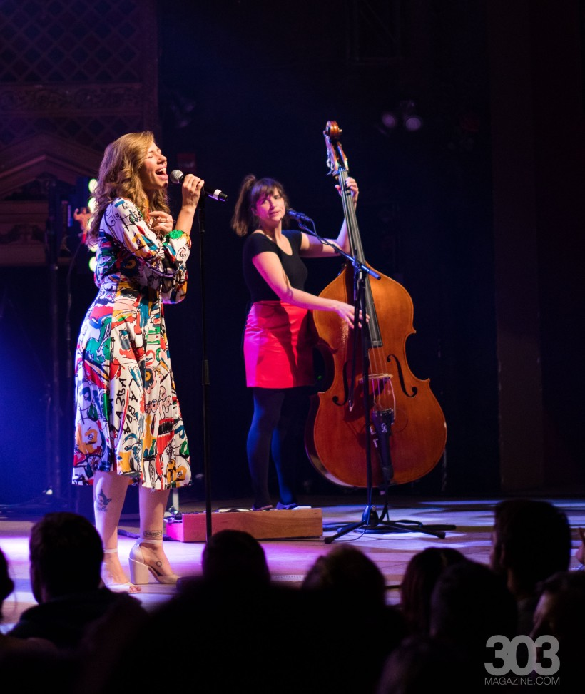 Lake Street Dive, Concert Photography, Ogden Theater