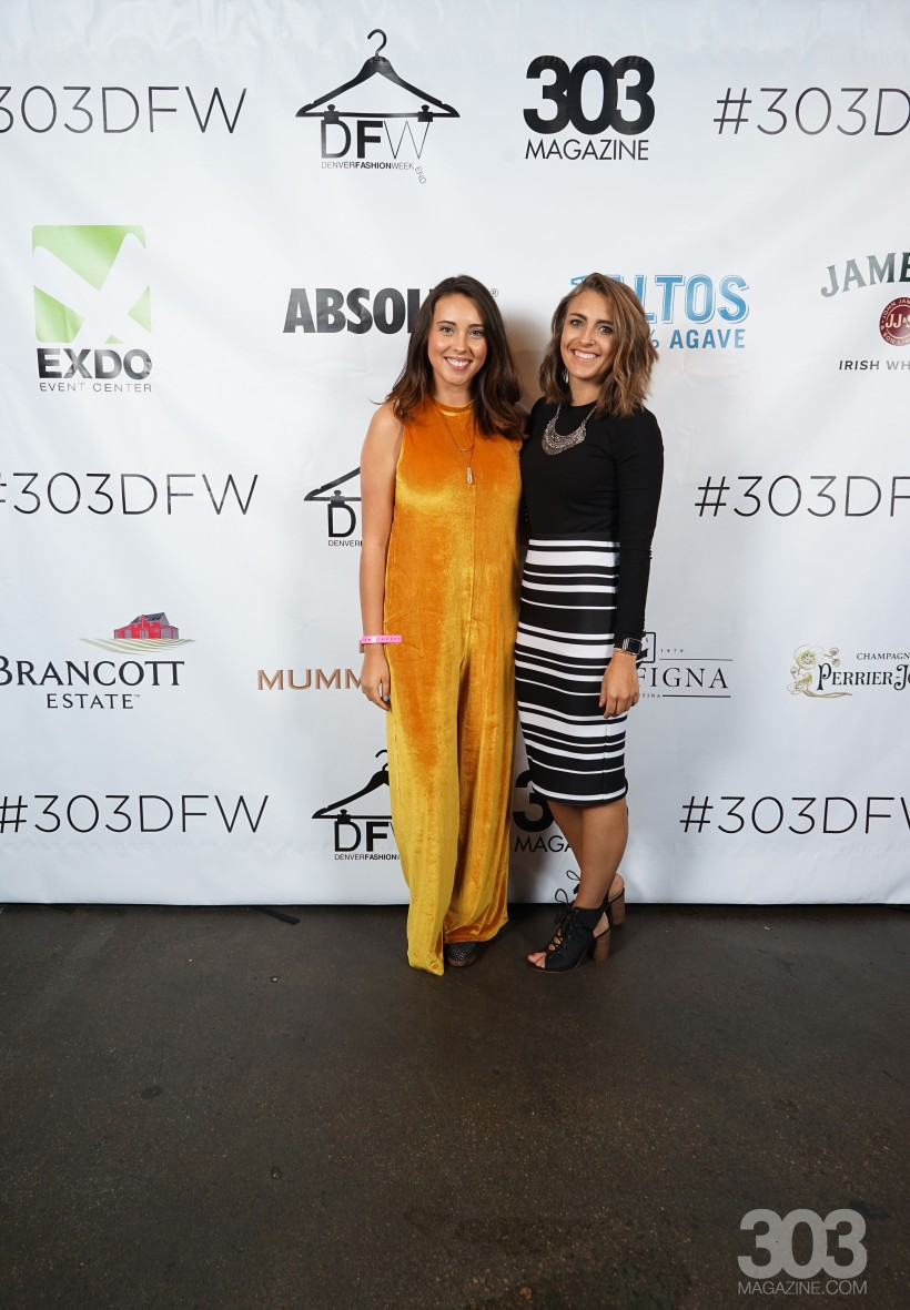 Denver Fashion Weekend, Fashion Show, Step and Repeat,